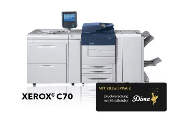 Xerox® Colour C60/C70 DIMA