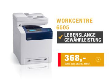 WorkCentre™ 6505