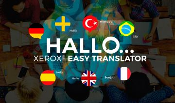 Xerox® Easy Translator Service