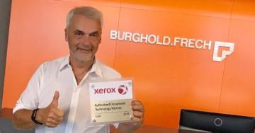 Xerox Gold Partner 2018