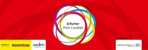 Erfurter PrintCocktail 2014 - Neue Ideen und Coole Drinks.- News
