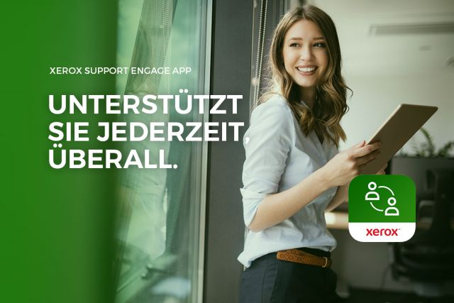 Xerox Support Engage App