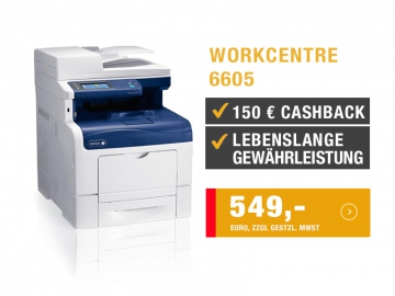 WorkCentre™ 6605