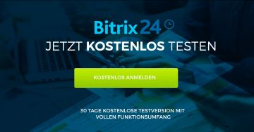 Bitrix 24 - Social Intranet-Lösung