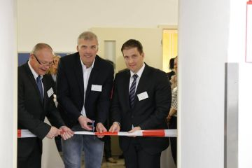 Eröffnung 3D Innovations Center