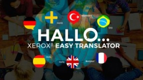 Xerox® Easy Translator Service