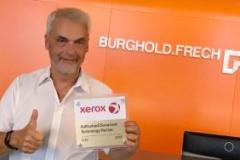 Xerox Gold Partner 2018