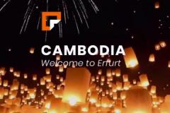 Kambodscha zu Gast in Erfurt