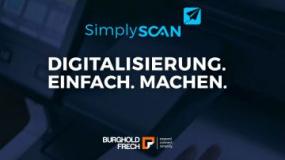 SimplyScan - Digitalisierung. einfach. machen.