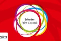 Erfurter PrintCocktail 2014 - Neue Ideen und Coole Drinks.- News