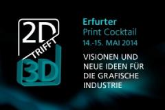 PrintCocktail 2014 - Neue Ideen und Coole Drinks.