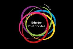 Erfurter PrintCocktail 2014 - Neue Ideen und Coole Drinks.