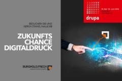 Drupa 2016 - Besuchen Sie uns!