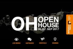 OPEN HOUSE 2017 - Einladung
