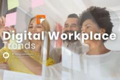 Wie smarte Drucker zu Helfern am digital Workplace werden.
