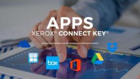 Apps für Xerox Connect Key