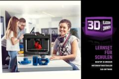 Wissen für die dritte Dimension - 3D Druck in der Schule