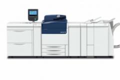 Installation Xerox Versant 80