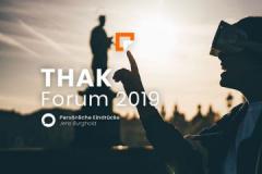 Unser Besuch auf dem THAK Forum 2019.