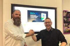 Digitalisierung - Mit Kunden im Gespräch